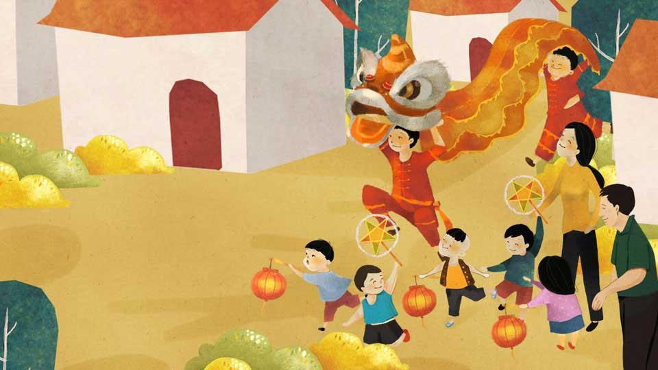 Nguồn gốc phong tục, ý nghĩa tết Trung thu ở Việt Nam
