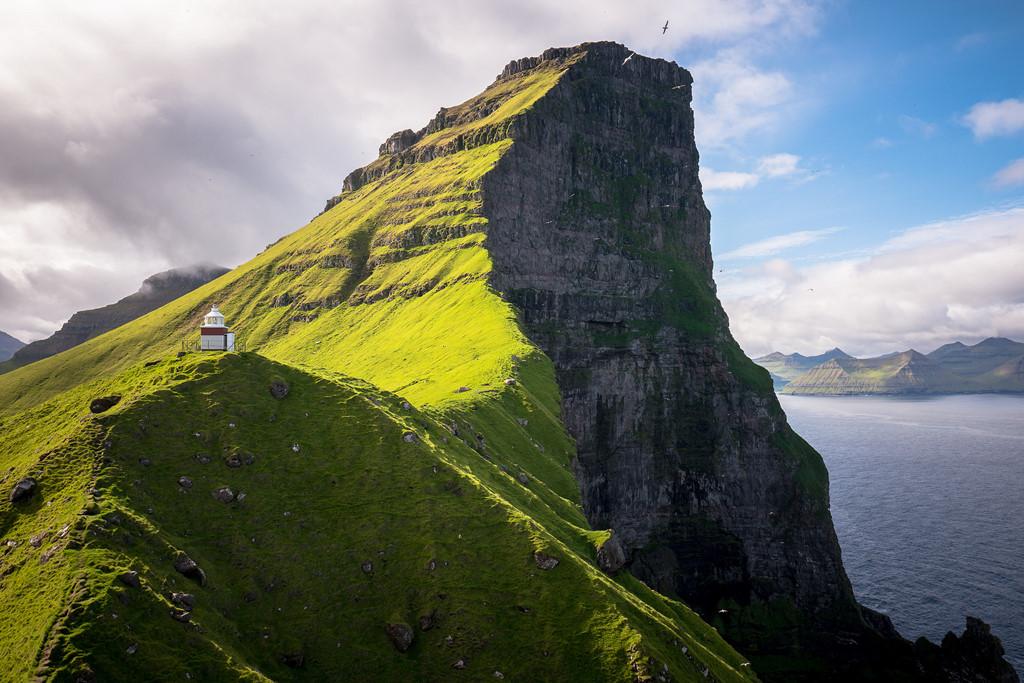 Chùm ảnh: Khung cảnh thần tiên trên quần đảo Faroe của Đan Mạch