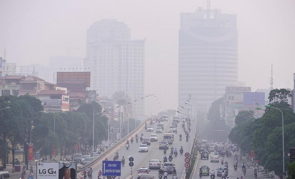 Hiện trạng môi trường không khí ở Việt Nam
