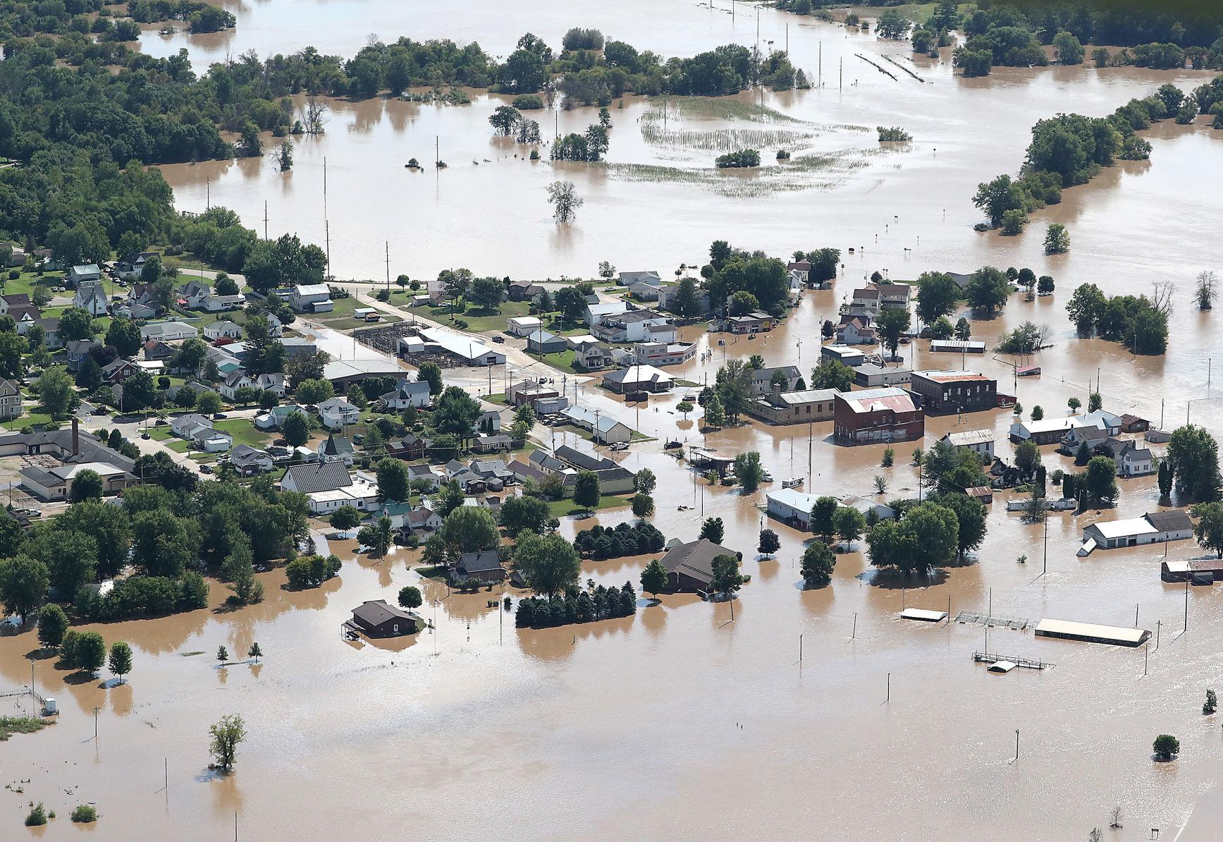 Biến đổi khí hậu: Hiểm họa lũ đô thị đe dọa Việt Nam