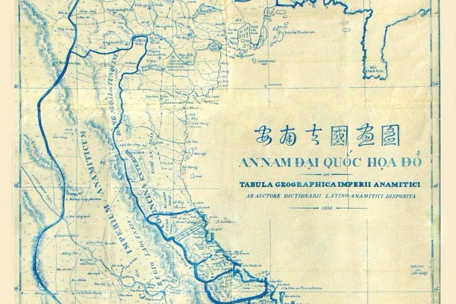 Tầm vóc lịch sử của An Nam đại quốc họa đồ