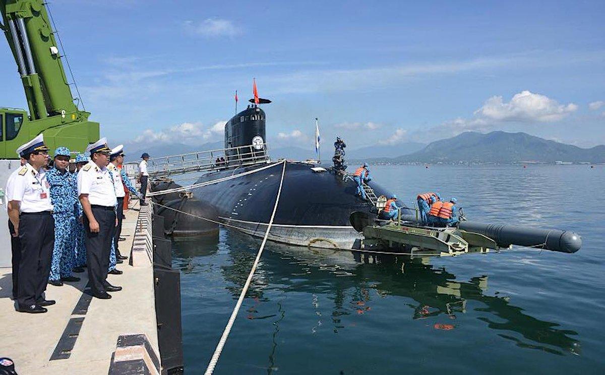 Việt Nam và chiến lược chống xâm nhập/chống tiếp cập trên Biển Đông