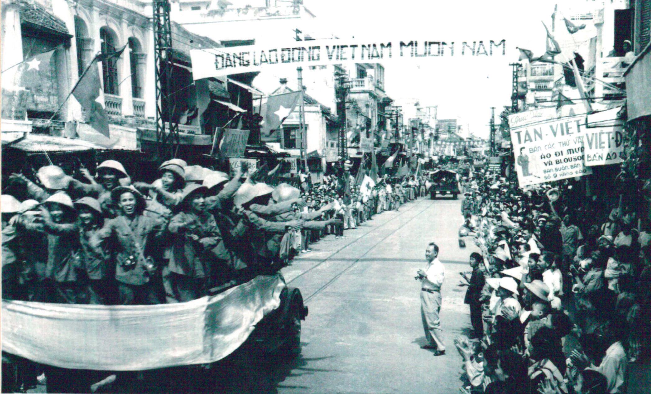 7 lần giải phóng Thủ đô trong lịch sử Việt Nam