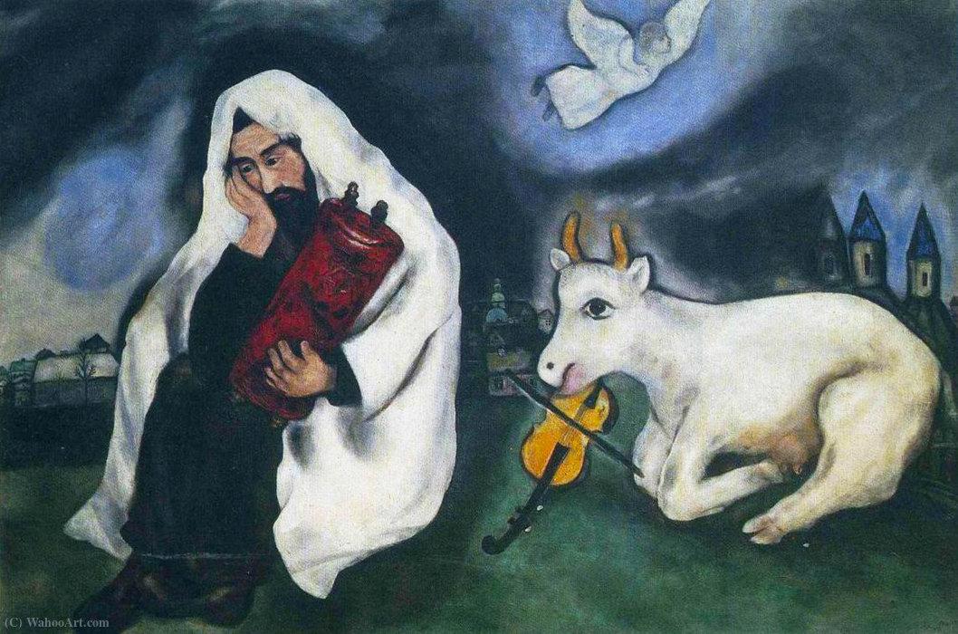Marc Chagall – danh họa của những ước mơ