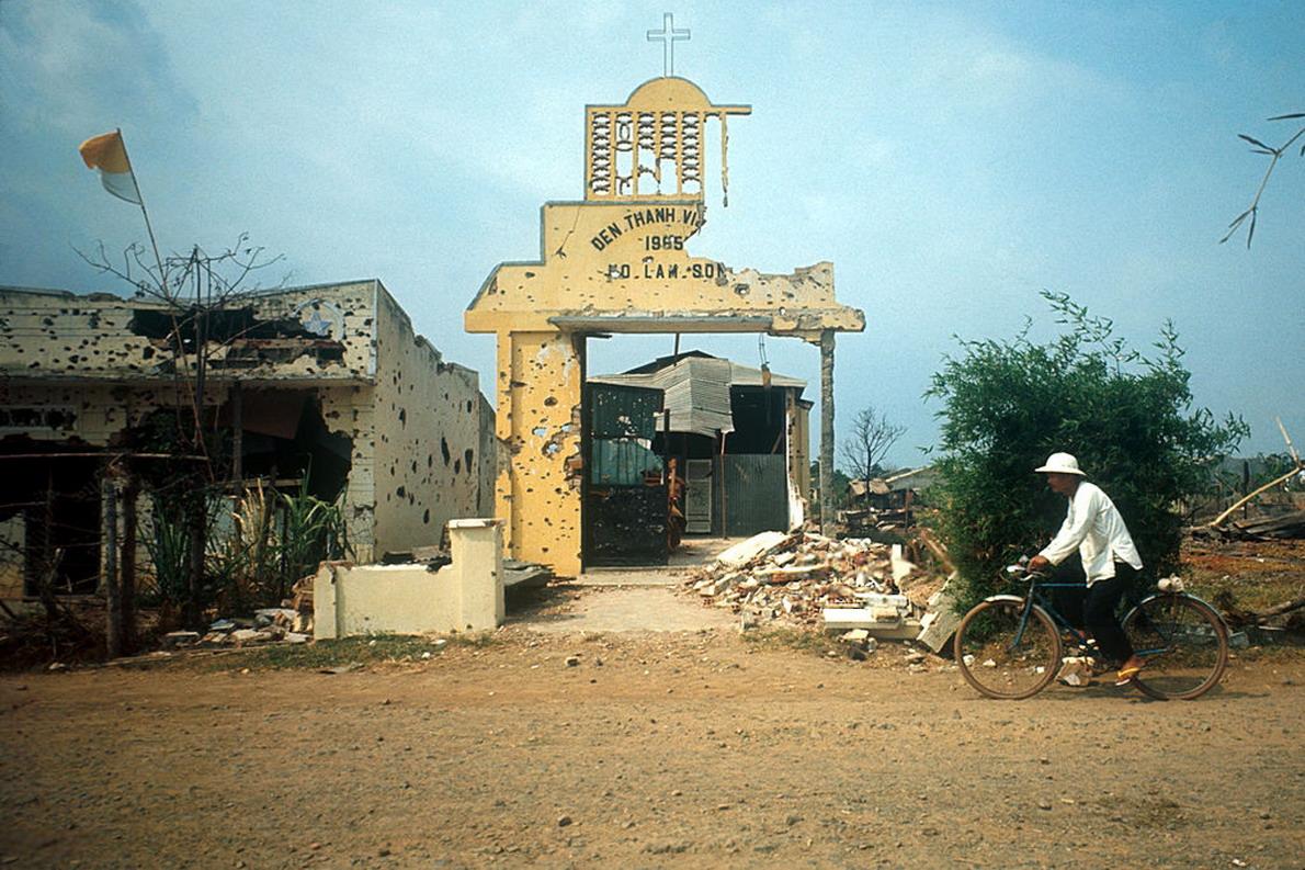 Góc nhìn của phương Tây về cuộc Tổng tiến công và nổi dậy Tết Mậu Thân 1968