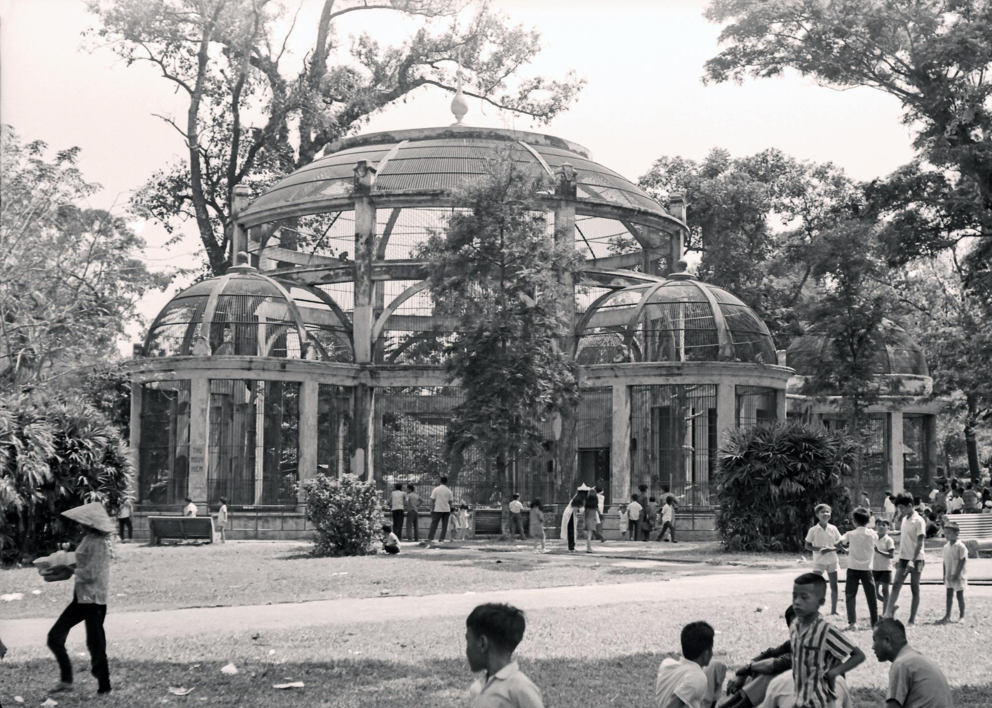 Thảo Cầm Viên Sài Gòn năm 1970 qua ống kính Carl Nielsen