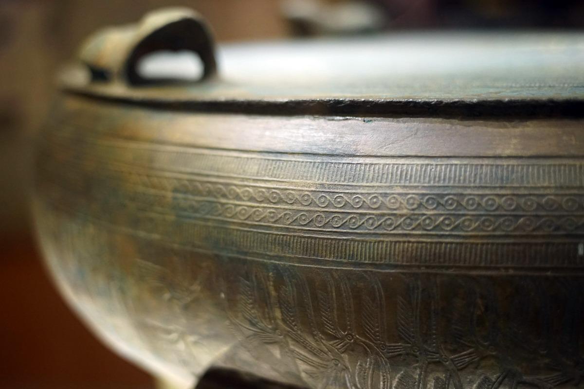 Thời Vua Hùng không có 'văn hóa đóng khố'