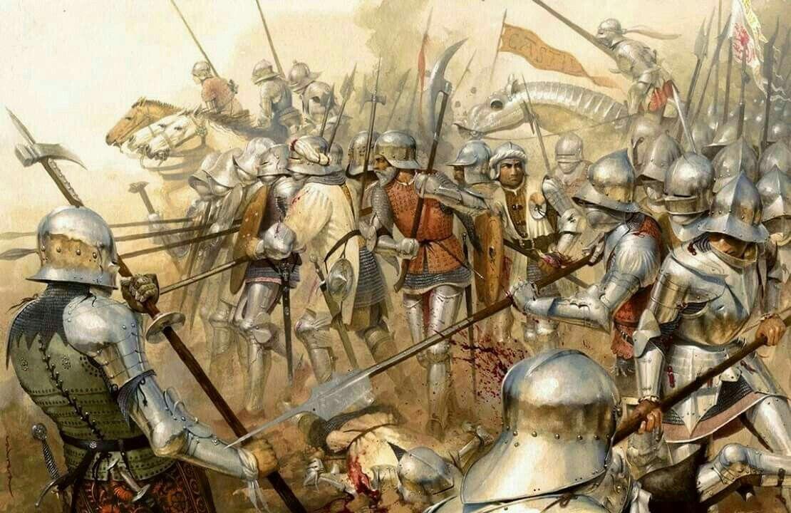 Những điều cần biết về quân đội Châu Âu thời Trung Cổ