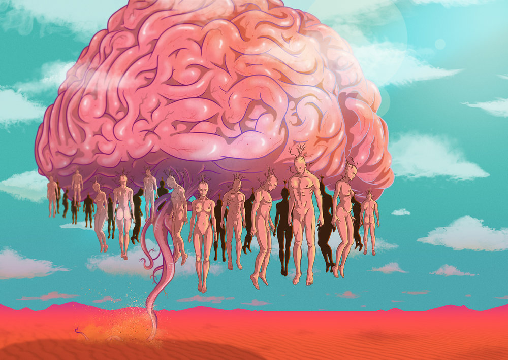 Carl Jungvà cái Vô thức tập thể của nhân loại