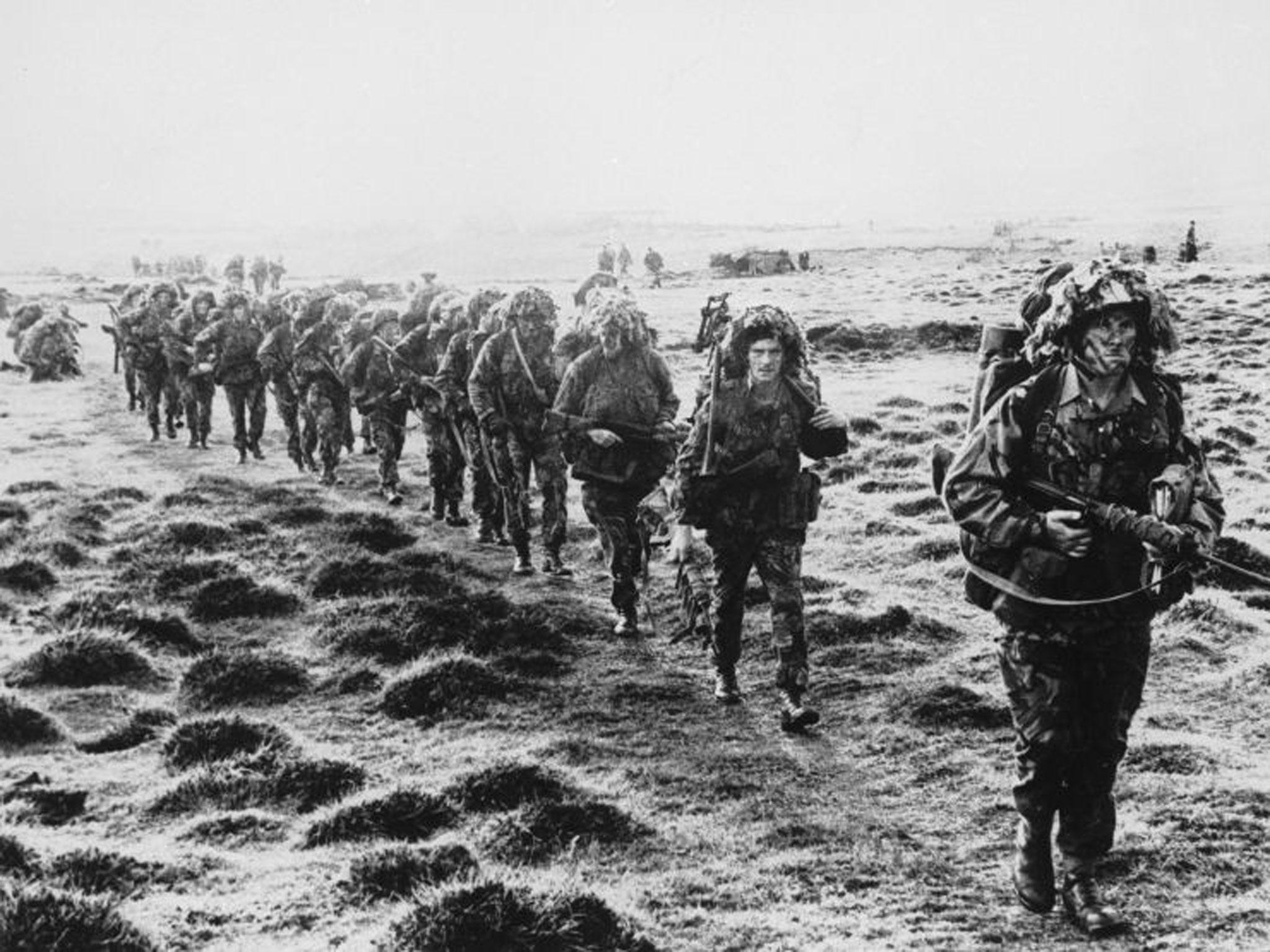 Hồ sơ cuộc chiến giành quần đảo Falkland / Malvinas 1982