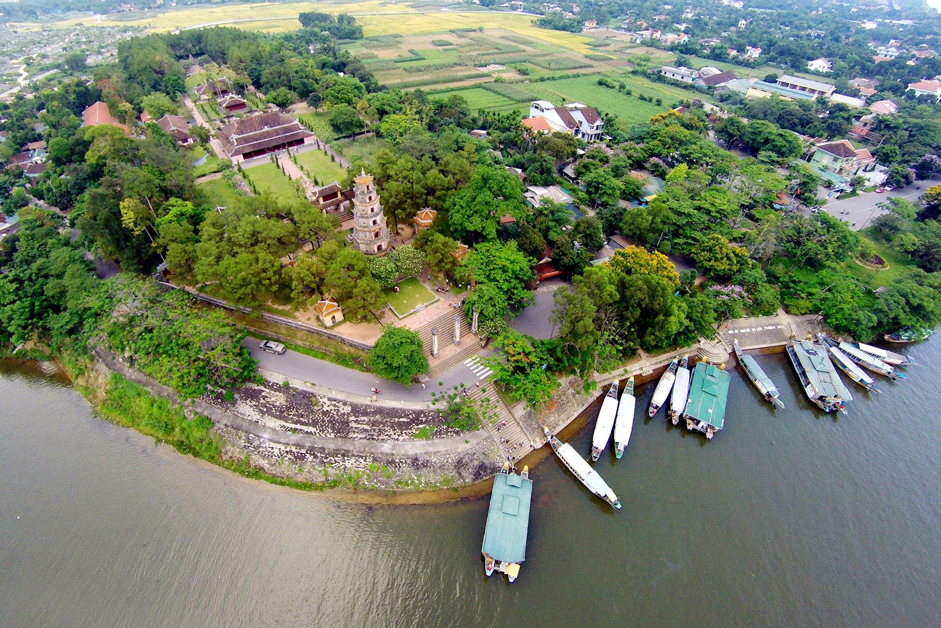 Một giả thuyết phong thủy về kinh thành Huế của nhà Nguyễn
