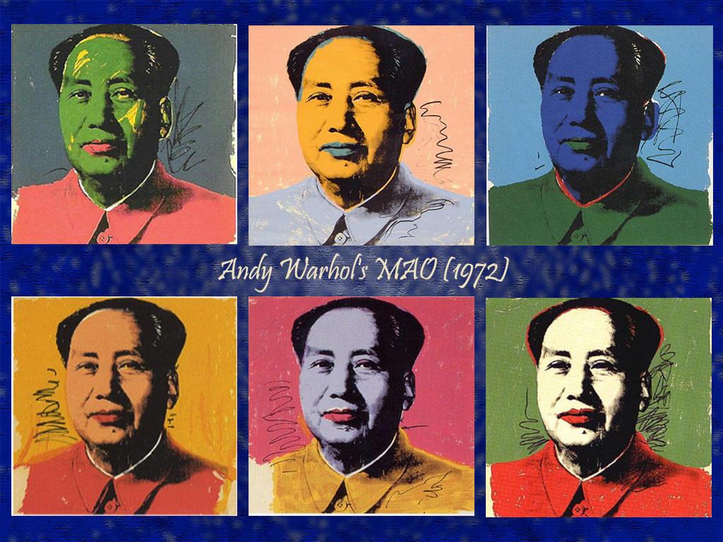 Andy Warhol – huyền thoại của nghệ thuật Pop art