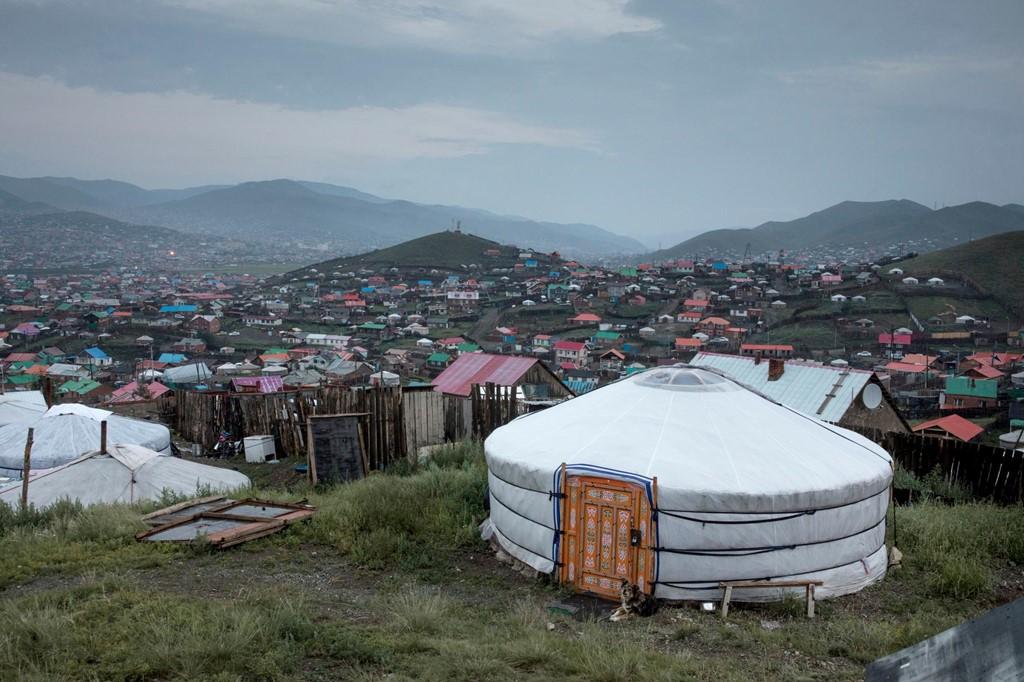 Chùm ảnh: Thảo nguyên Mông Cổ ngày càng vắng bóng người du mục
