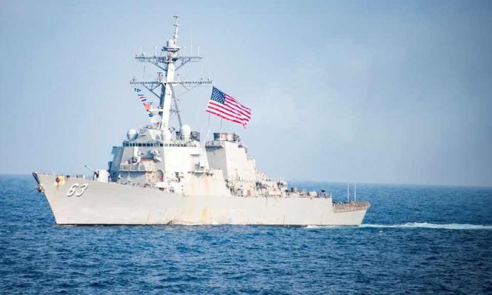 Chuyên gia Mỹ: Mỹ cần làm gì để kiểm soát Trung Quốc ở Biển Đông?
