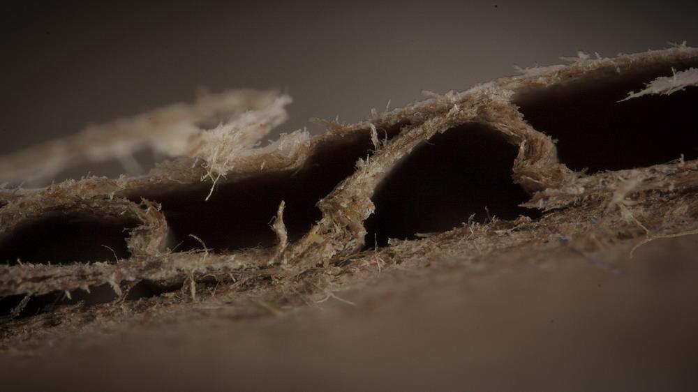 Corrugated fiberboard by pyanek (AWWOW).