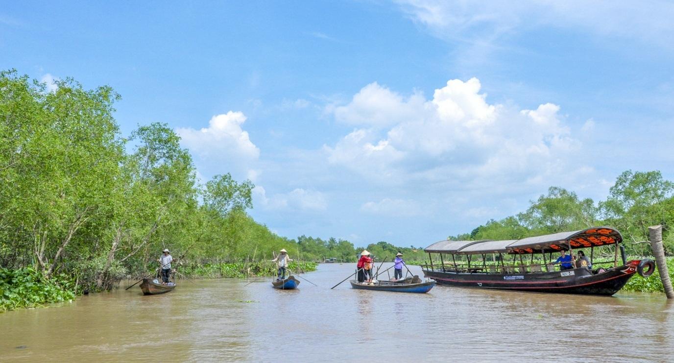 Mekong – một nguồn nước và hàng triệu cuộc sống