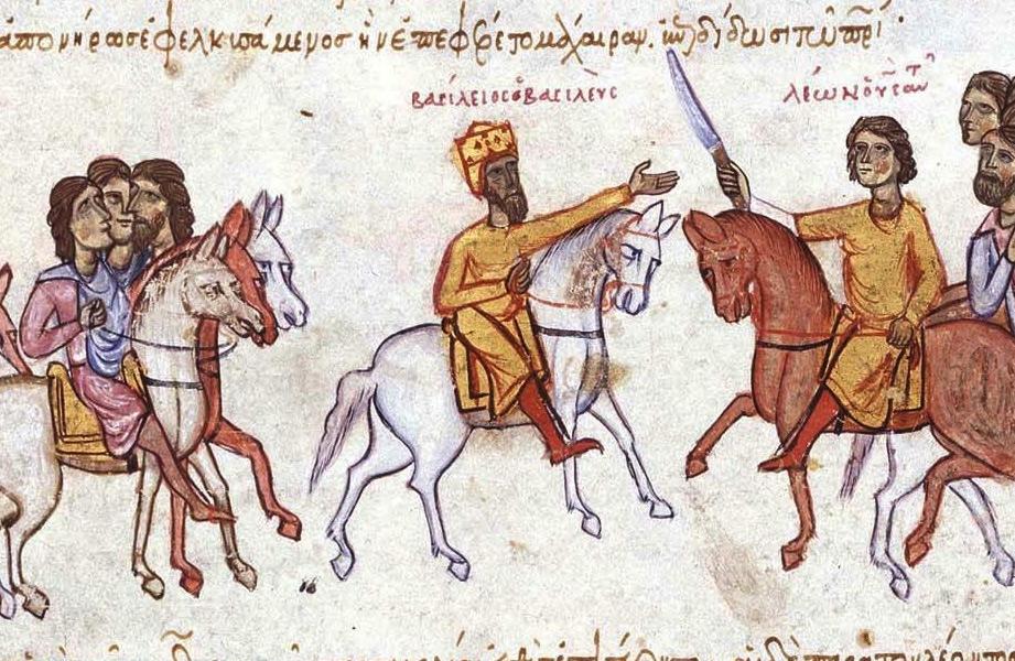 Hoàng đế Basil: Người nông dân trở thành thủ lĩnh đế chế Byzantine