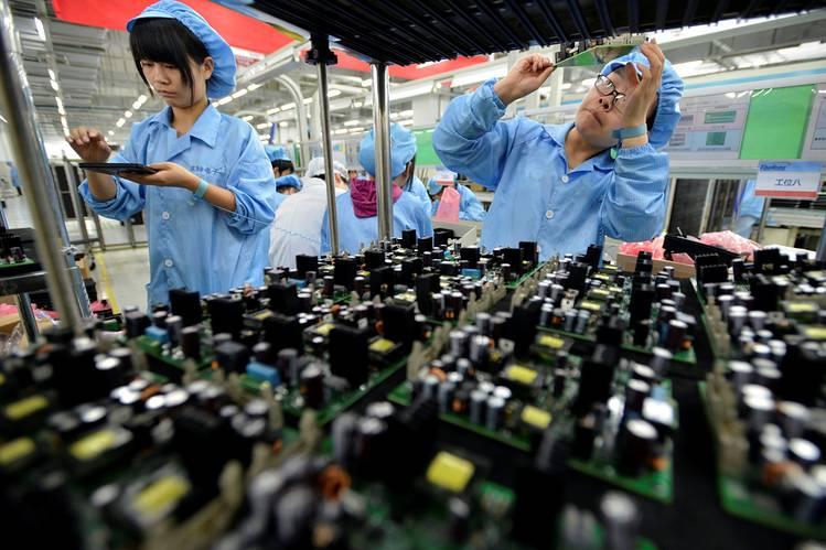 Trung Quốc và chủ nghĩa tư bản bụi tre