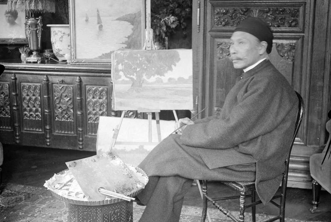 Cuộc sống lưu đày của vua Hàm Nghi qua lời kể của nữ nhà văn Nga