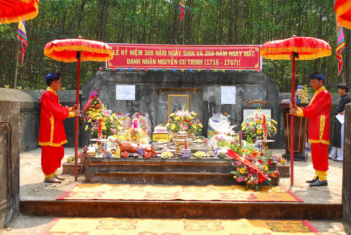 Nguyễn Cư Trinh – vị quan thanh liêm dẹp nạn sách nhiễu