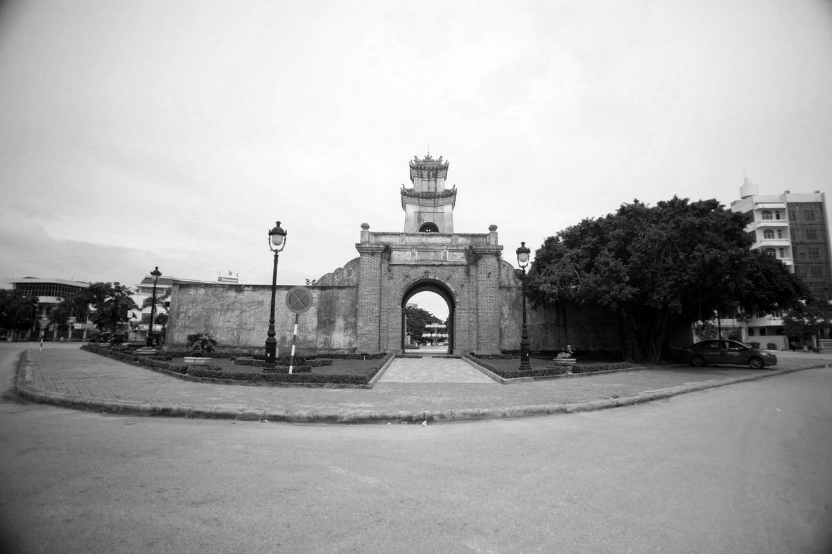 Chùm ảnh: Quảng Bình Quan – nơi ghi dấu những trang sử sóng gió