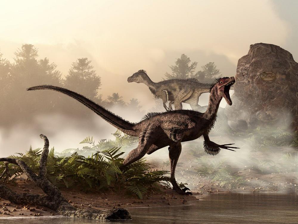 Khám phá thế giới loài khủng long qua bộ ảnh đồ họa tuyệt đẹp