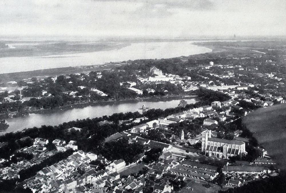 Về đợt quy hoạch đầu tiên ở Hà Nội thời thuộc địa
