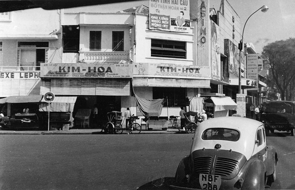 Sài Gòn năm 1965 trong ảnh của nhân viên CIA