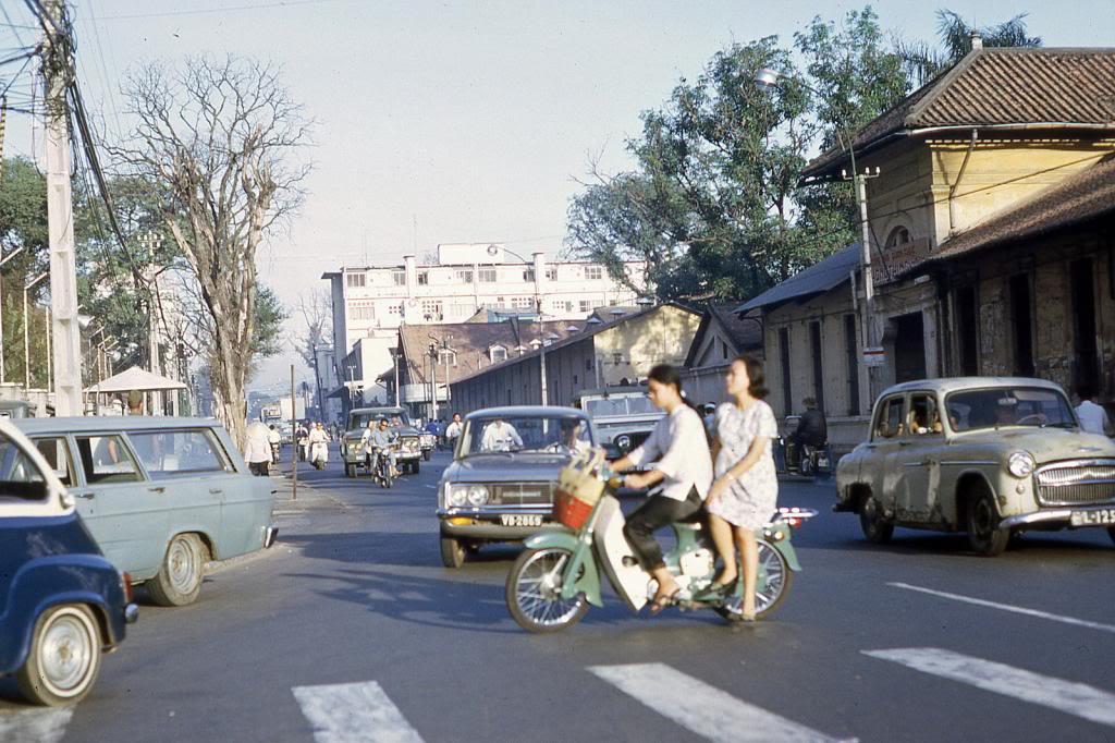 Sài Gòn năm 1969 qua ống kính George Lane