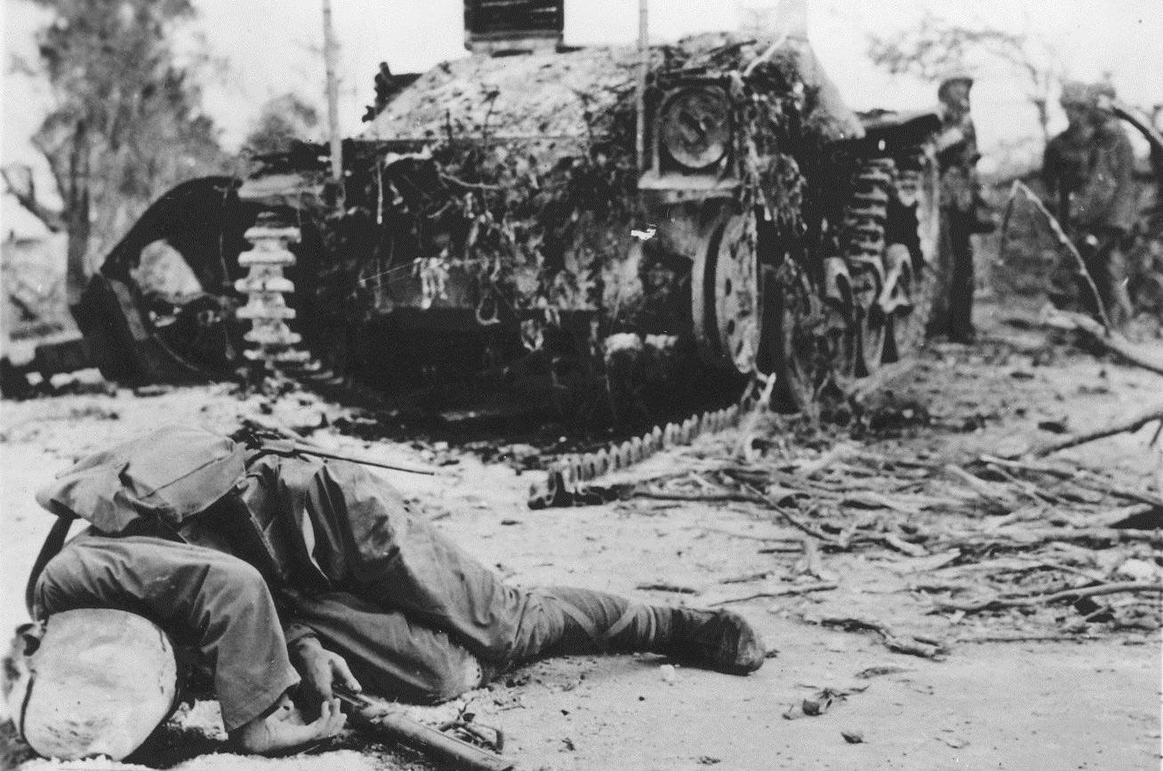 Trận Saipan 1944 – nỗ lực tuyệt vọng của những chiến binh cảm tử Nhật Bản