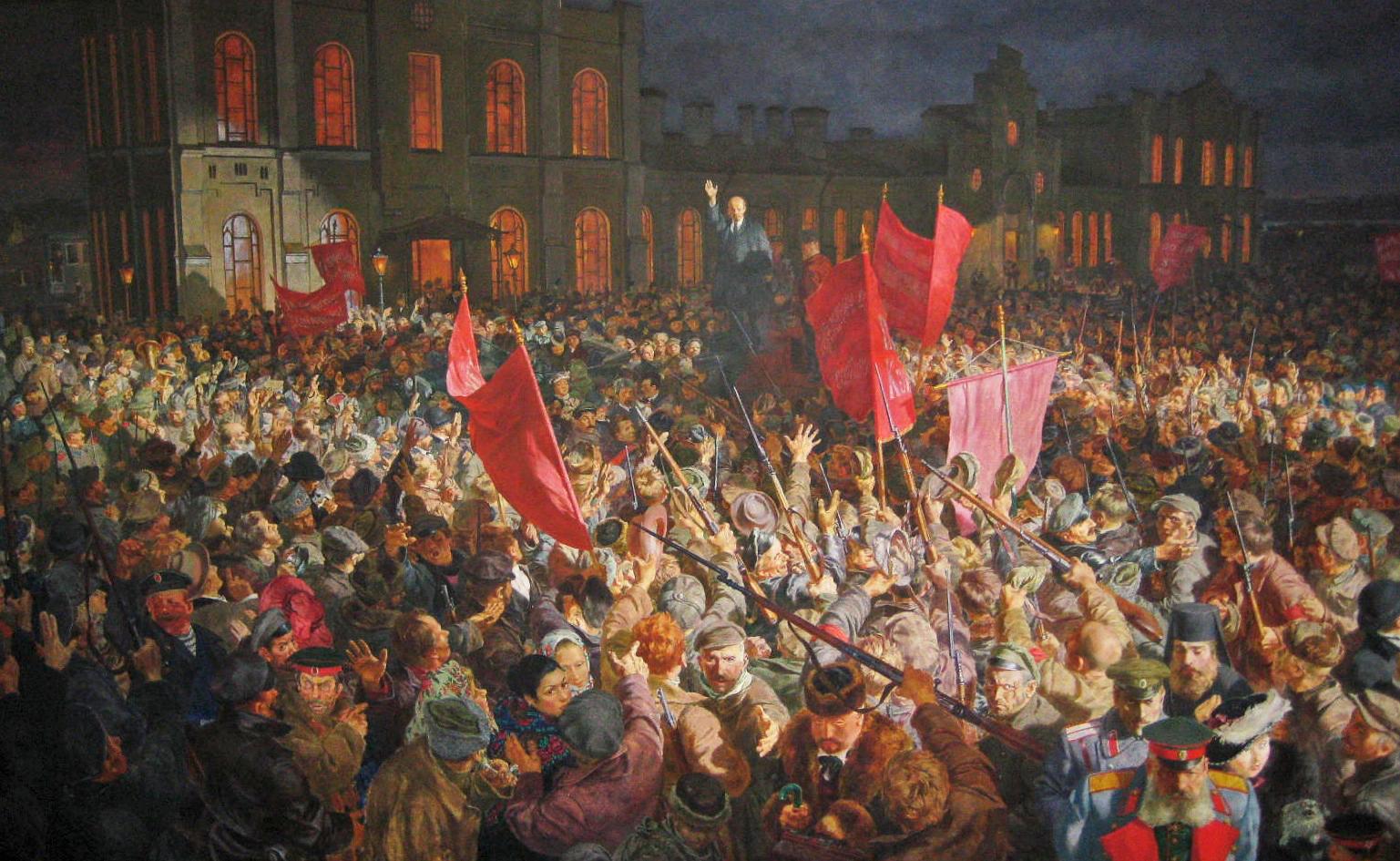 Cách mạng Tháng mười 1917: Tiếng vọng sau một thế kỷ