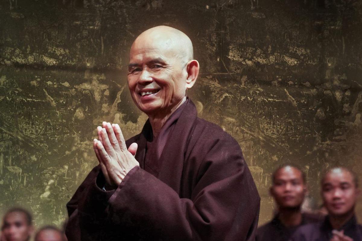 Bài phỏng vấn làm thức tỉnh phương Tây của thiền sư Thích Nhất Hạnh