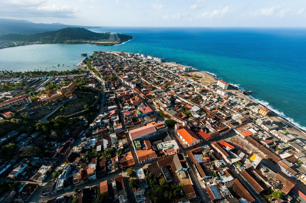 Baracoa is a municipality and city in Guantánamo Province near the eastern tip of Cuba.