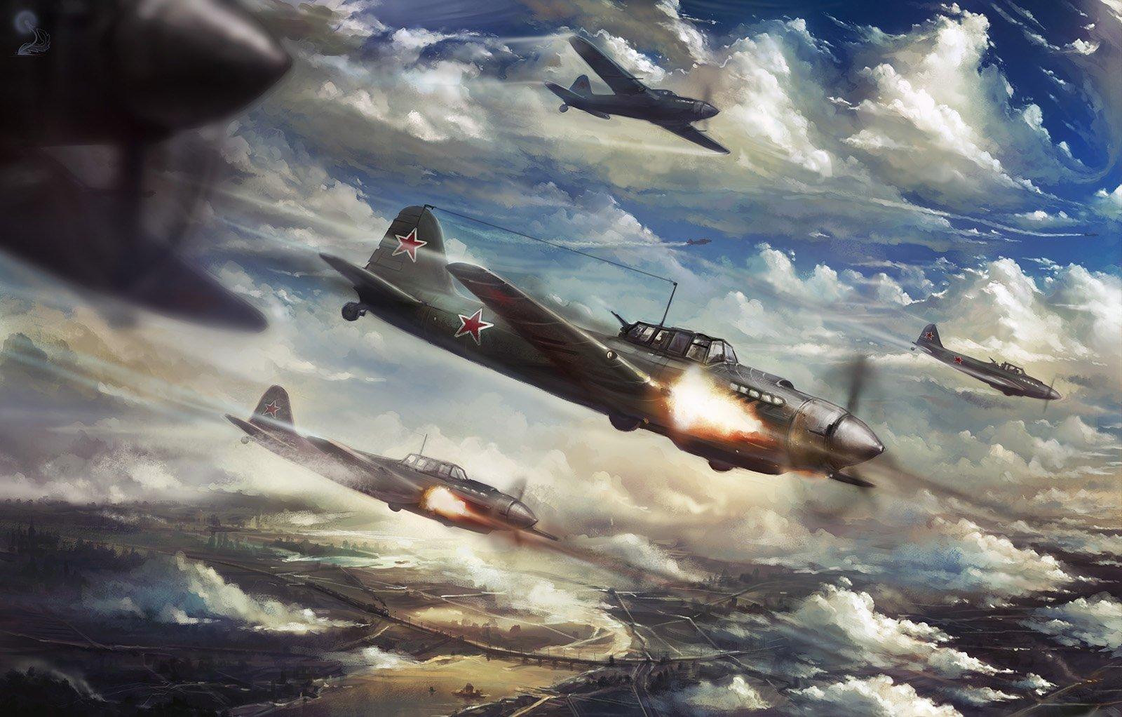 Không quân Liên Xô đã vượt qua không quân phát xít Đức như thế nào?