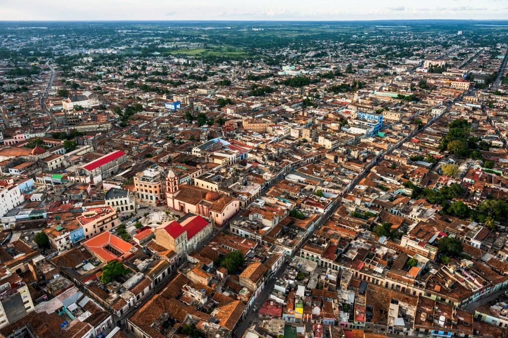 Camaguey, khu tự trị và thành phố lớn