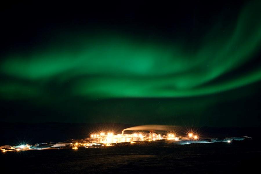 Chùm ảnh: Cuộc sống ở mỏ vàng hiện đại nhất thế giới nơi băng giá của nước Nga