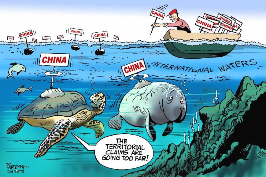 Trung Quốc đã đạt và chưa đạt mục tiêu gì trên Biển Đông?
