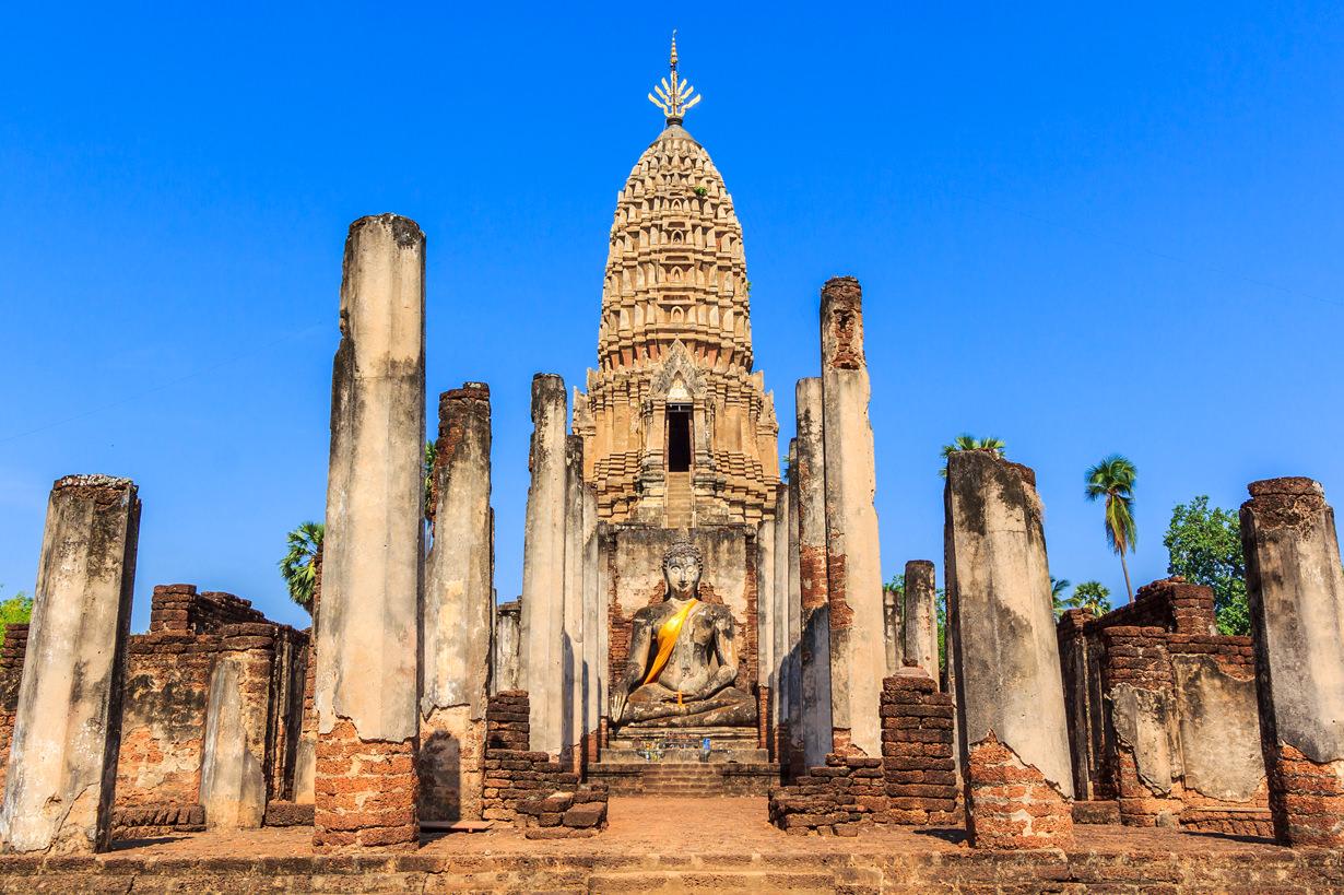 Đôi nét về lịch sử đất nước Thái Lan