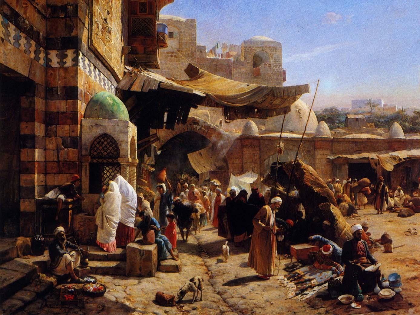 Phiên chợ Ba Tư – bản nhạc mang sắc màu cổ tích của Ketèlbey