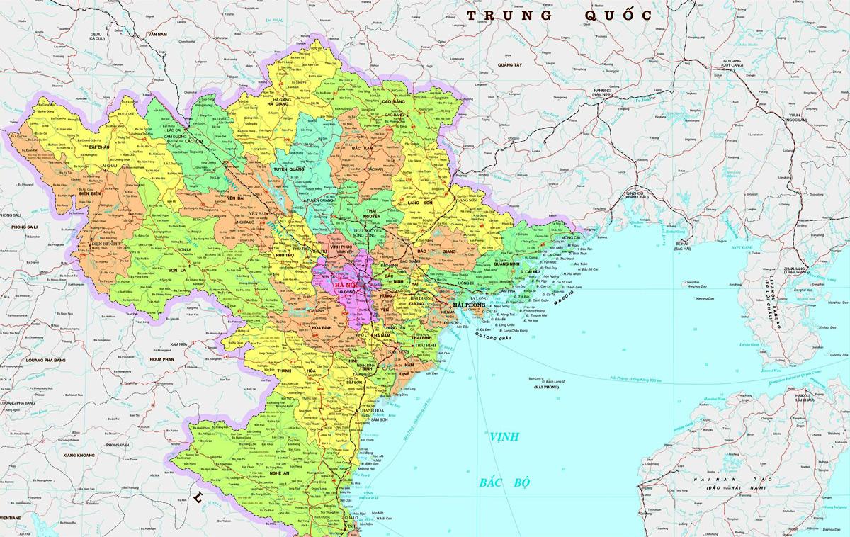 Sự thật về chuyện lãnh thổ Việt Nam 'mất 15.000 km2'