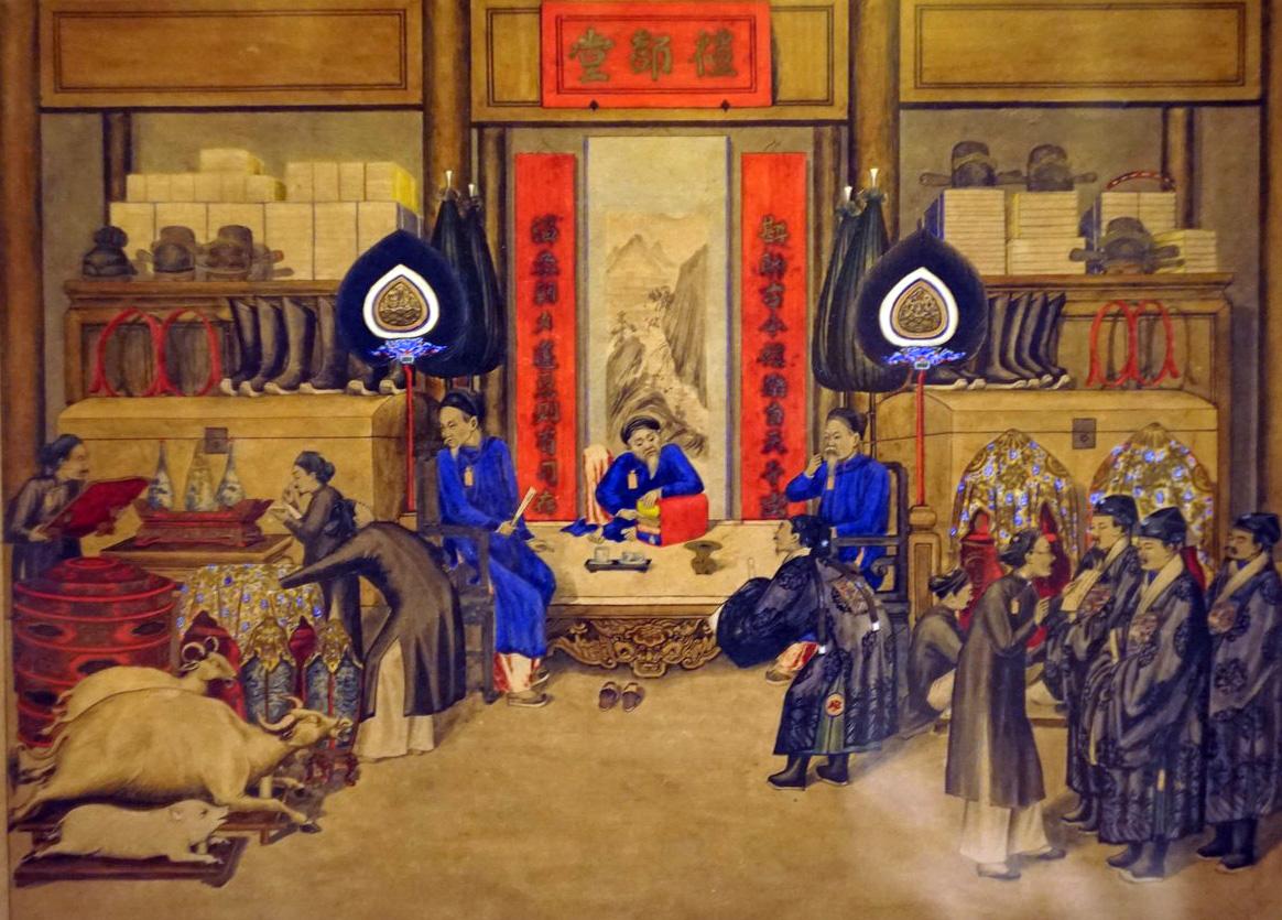 Tâm lý phương Đông với cuộc cải cách hành chính ở Việt Nam