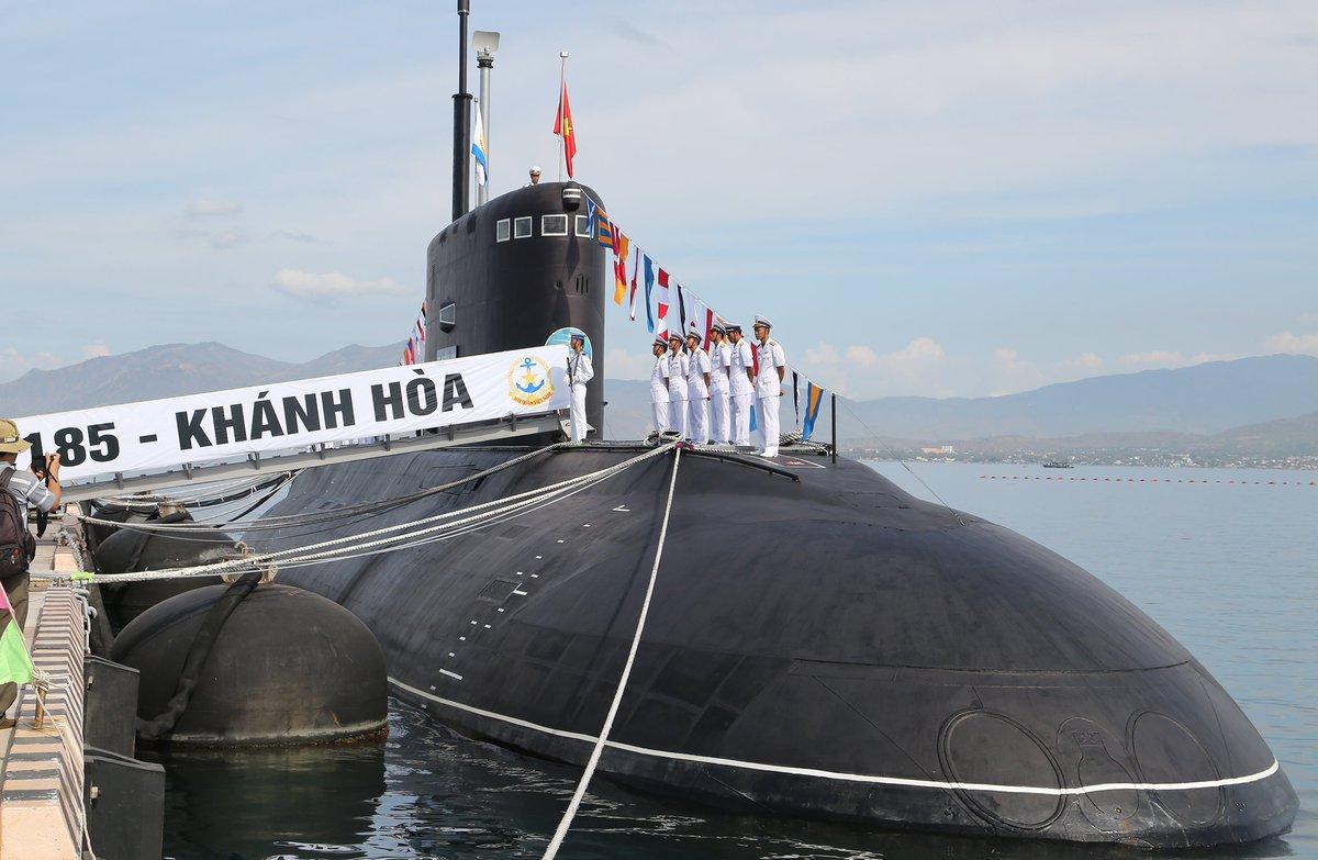 Đánh giá sức mạnh hạm đội tàu ngầm của Hải quân Việt Nam