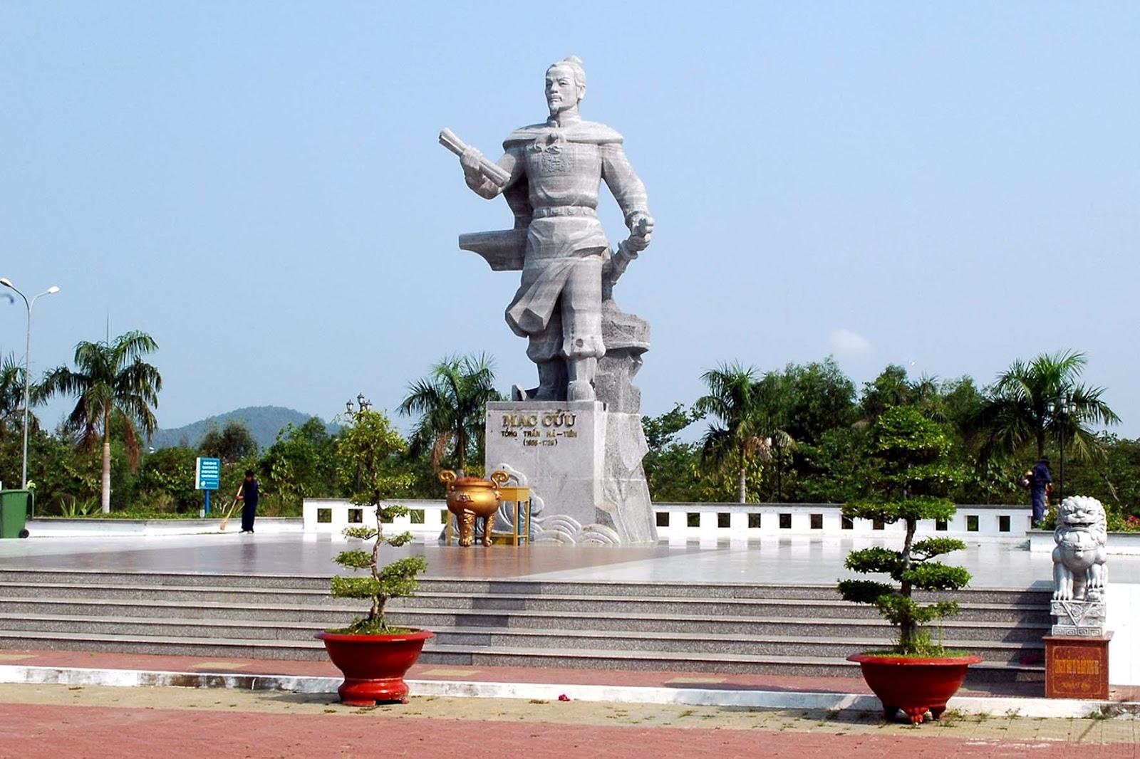 Họ Mạc và chủ quyền lịch sử của người Việt ở đảo Phú Quốc