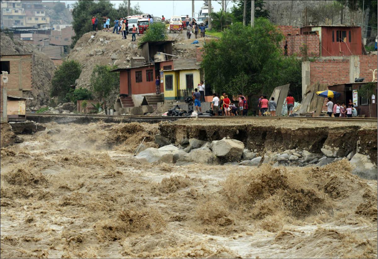 Một số khái niệm cơ bản về thiên tai, thảm họa, biến đổi khí hậu