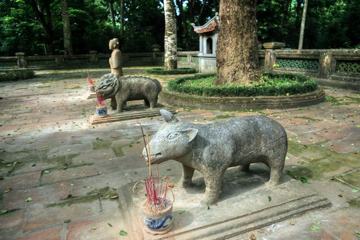 Chùm ảnh: Thăm nơi an nghỉ của vua Lê Thái Tổ