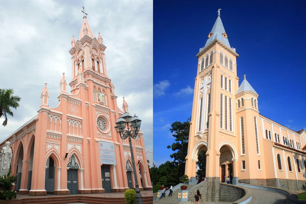 Chùm ảnh: Thăm nhà thờ Con Gà nổi tiếng của Đà Nẵng