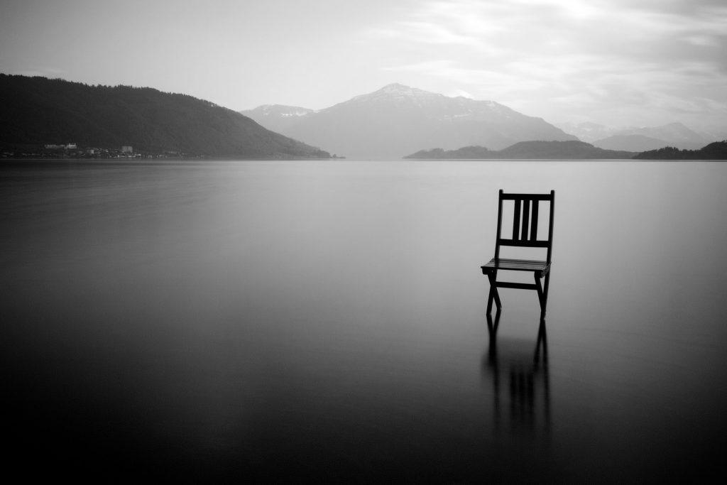 Sự yên lặng là cứu rỗi cho linh hồn bạn