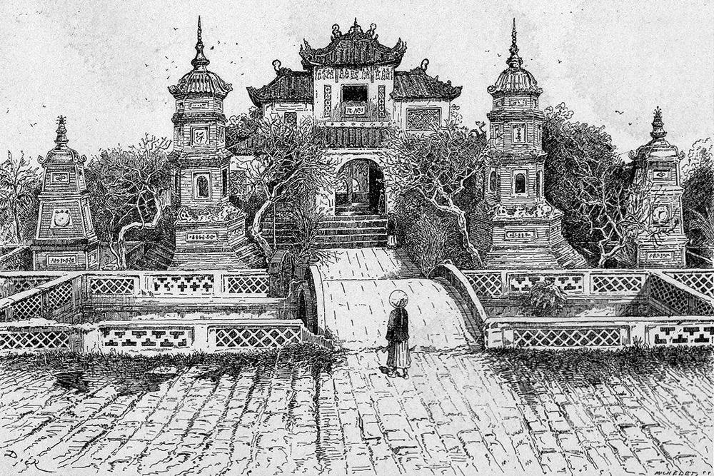 6 ngôi chùa nổi tiếng của Việt Nam bị thực dân Pháp phá hủy