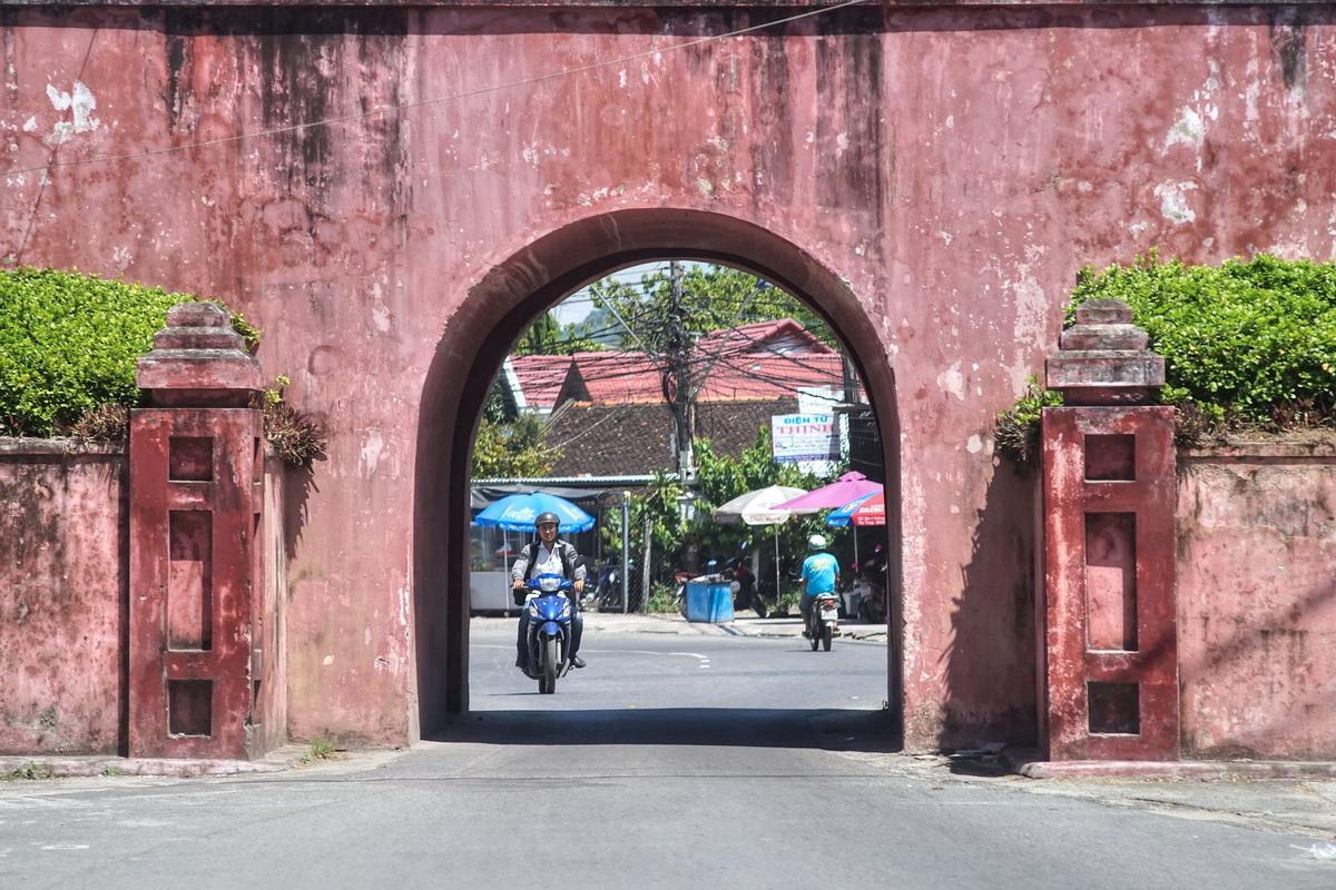 Chùm ảnh: Thành cổ Diên Khánh – tòa thành tuyệt đẹp của nhà Nguyễn ở Khánh Hòa
