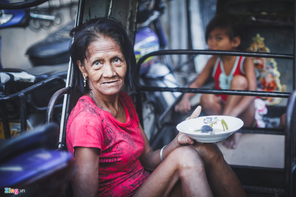 Manila - noi khoang cach giau ngheo xa voi voi hinh anh 11